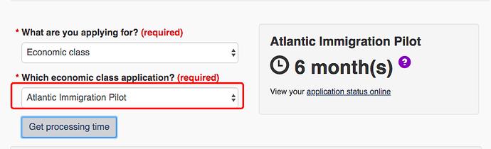 AIPP 联邦阶段申请周期6个月-飞出国